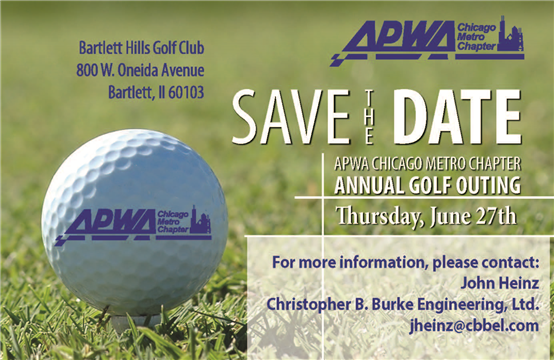 Chapter Golf Outing is a can't miss event!