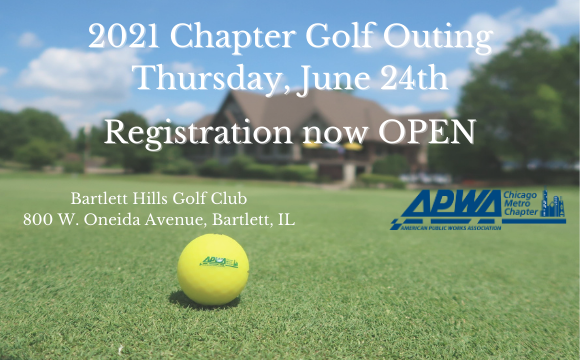 Chapter Golf Outing Registration and Sponsorships
