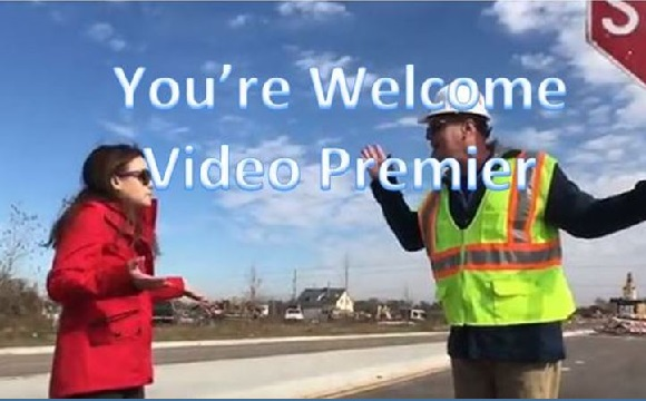 We created this 5-minute music video to thank Public Works Professionals. Thank you!