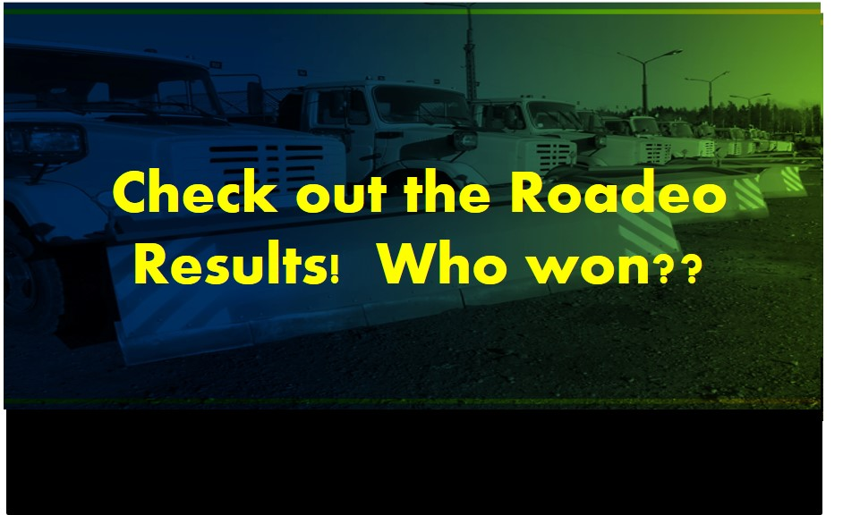 Who won the Roadeo this year?