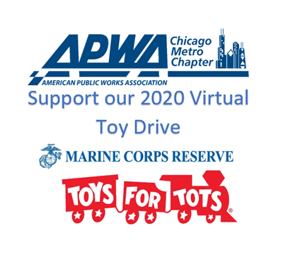 Support the Chapter on the Annual Toys for Tots (virtual) drive